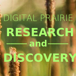 digital prairie research and discovery